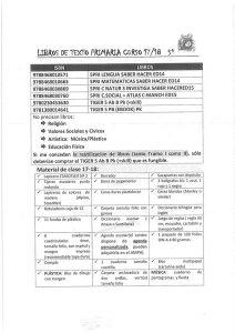 LIBROS DE TEXTO 5