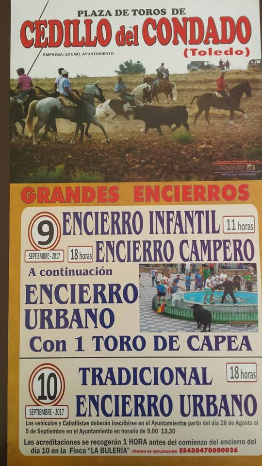 ENCIERRO CAMPERO